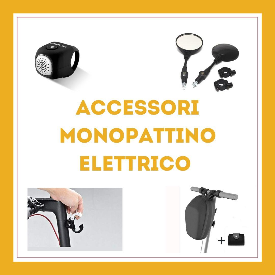 accessori monopattino elettrico