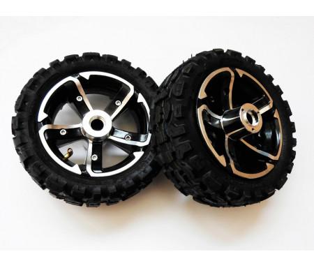 monopattino elettrico ruote grandi big wheels