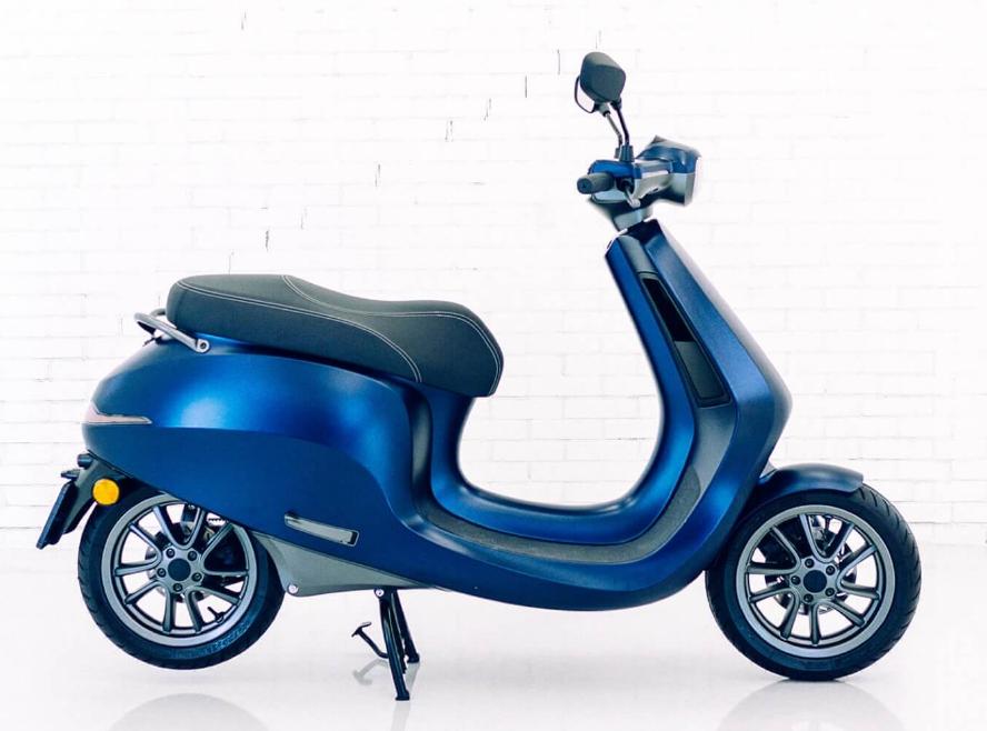 foto immagine etergo scooter opinioni progetto