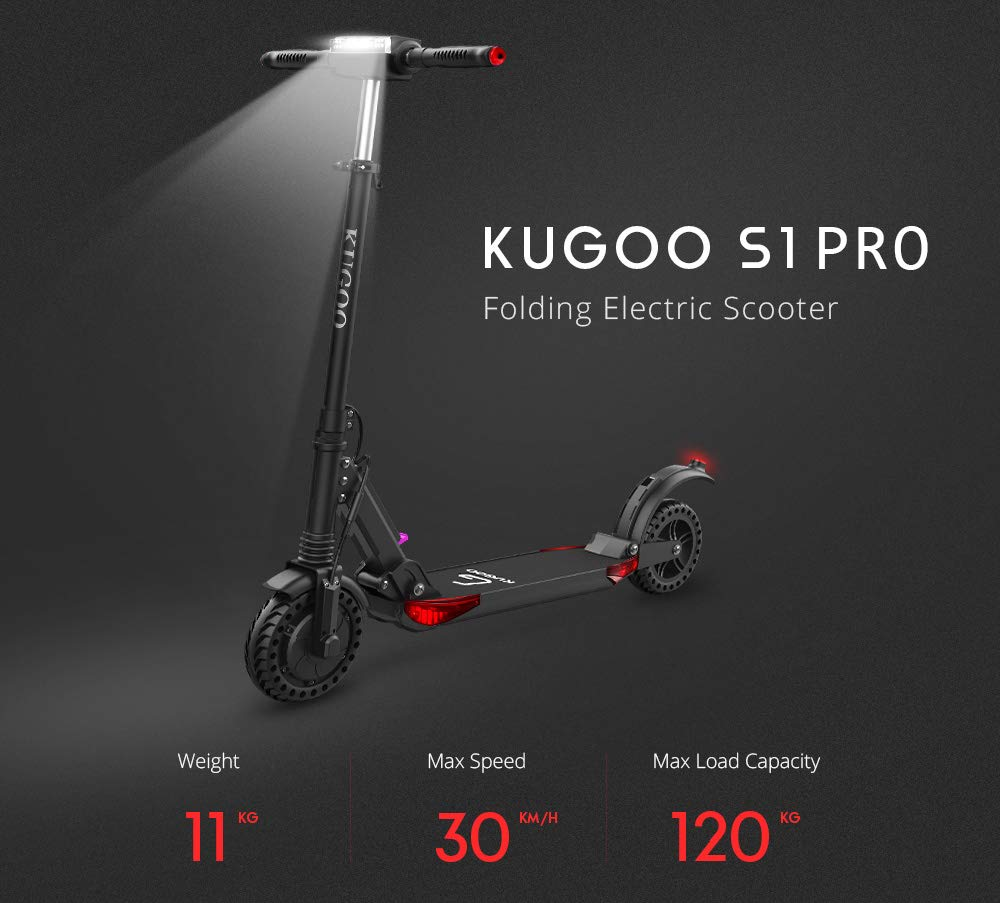 recensione review kugoo s1 s1 pro