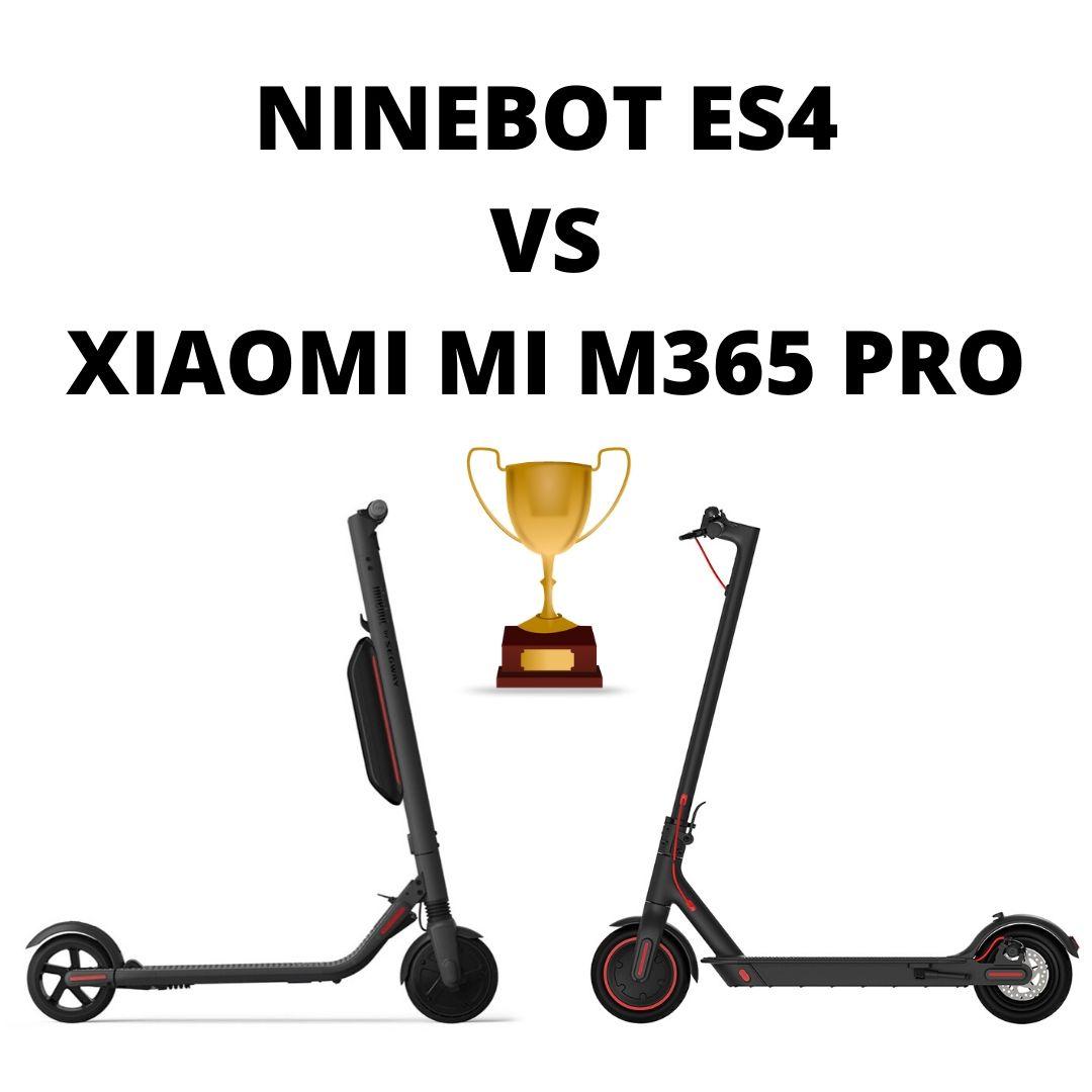 ninebot es4 xiaomi mi m365 pro