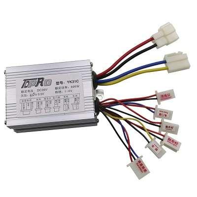 Cosa fare se il Monopattino Elettrico non si accende o non parte più centralina hardware problem controller
