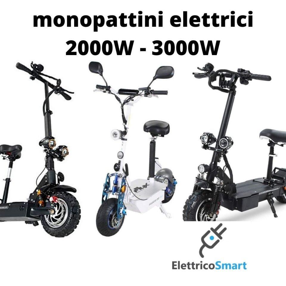 monopattino elettrico monopattini elettrici 2000W 3000W