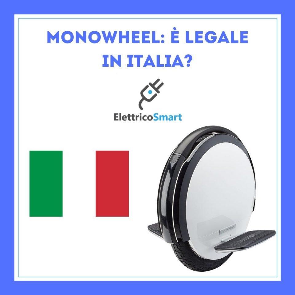monowheel è legale in Italia multe copertina