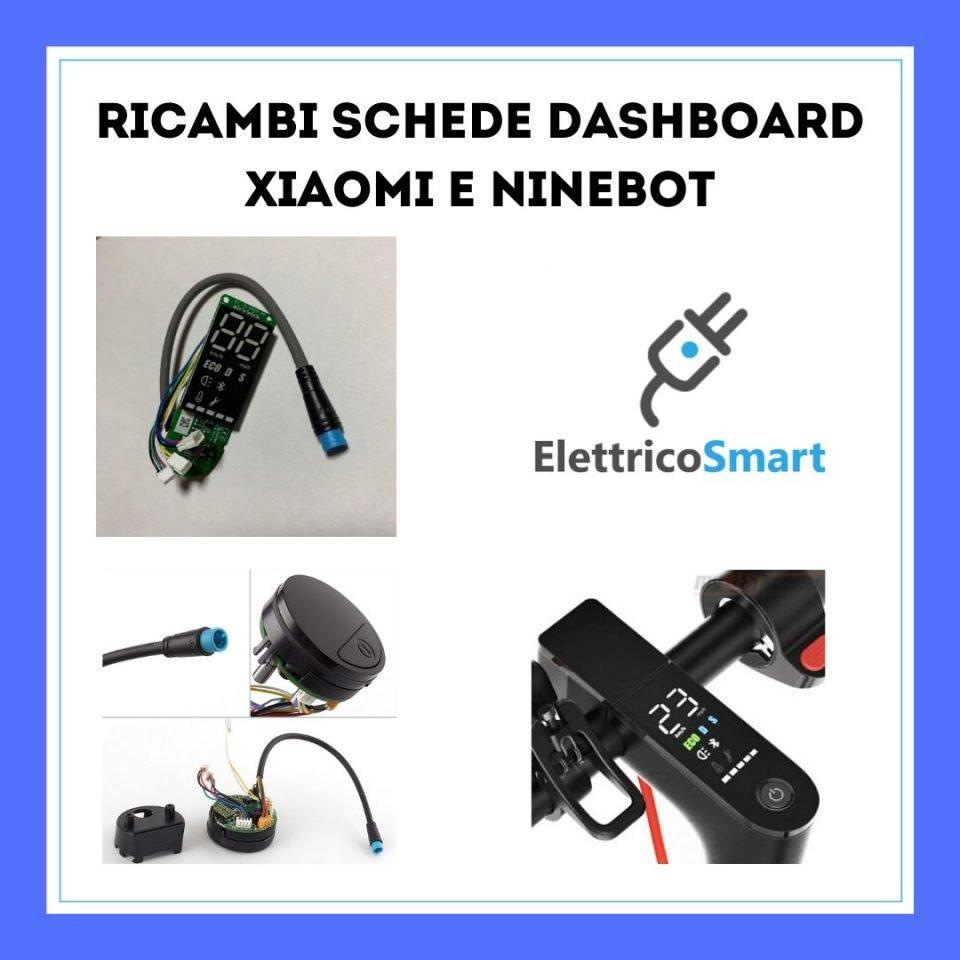 scheda dashboard xiaomi ninebot ricambi comprare online e installare