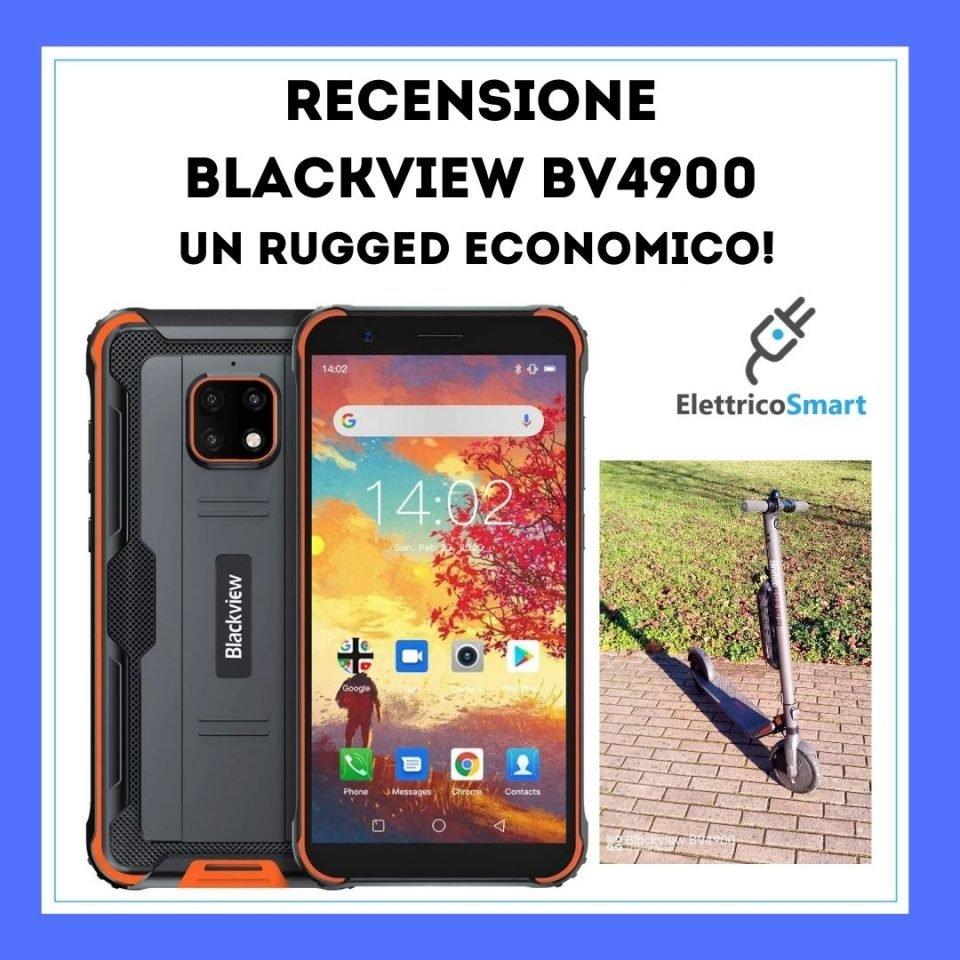 Recensione Blackview BV4900 opinioni copertina