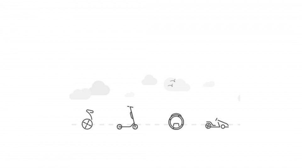 come accumulare ncoins di ninebot schermata di caricamento
