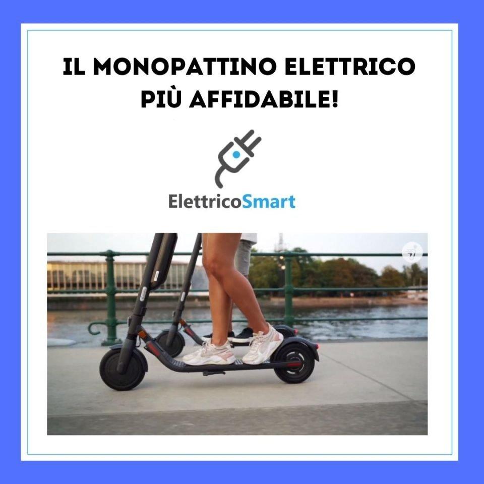 monopattino elettrico più affidabile foto copertina