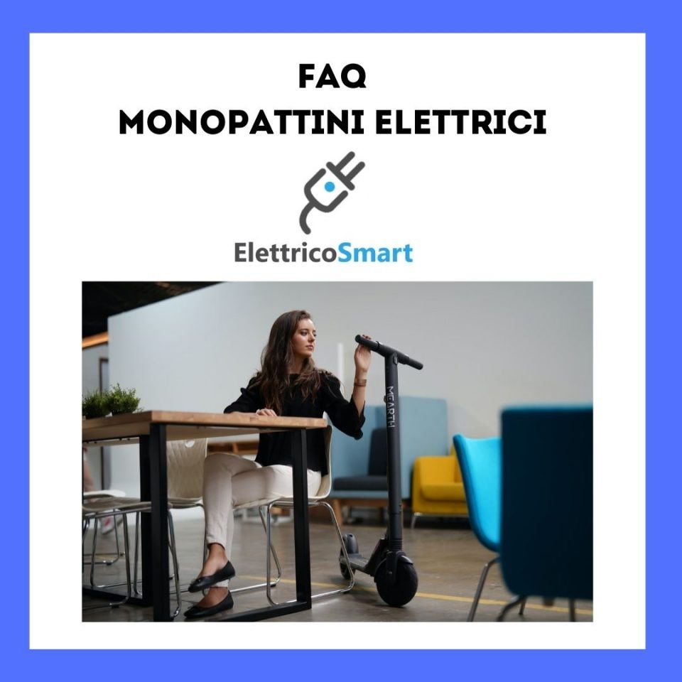 faq domande e risposte monopattini elettrici elettricosmart foto copertina