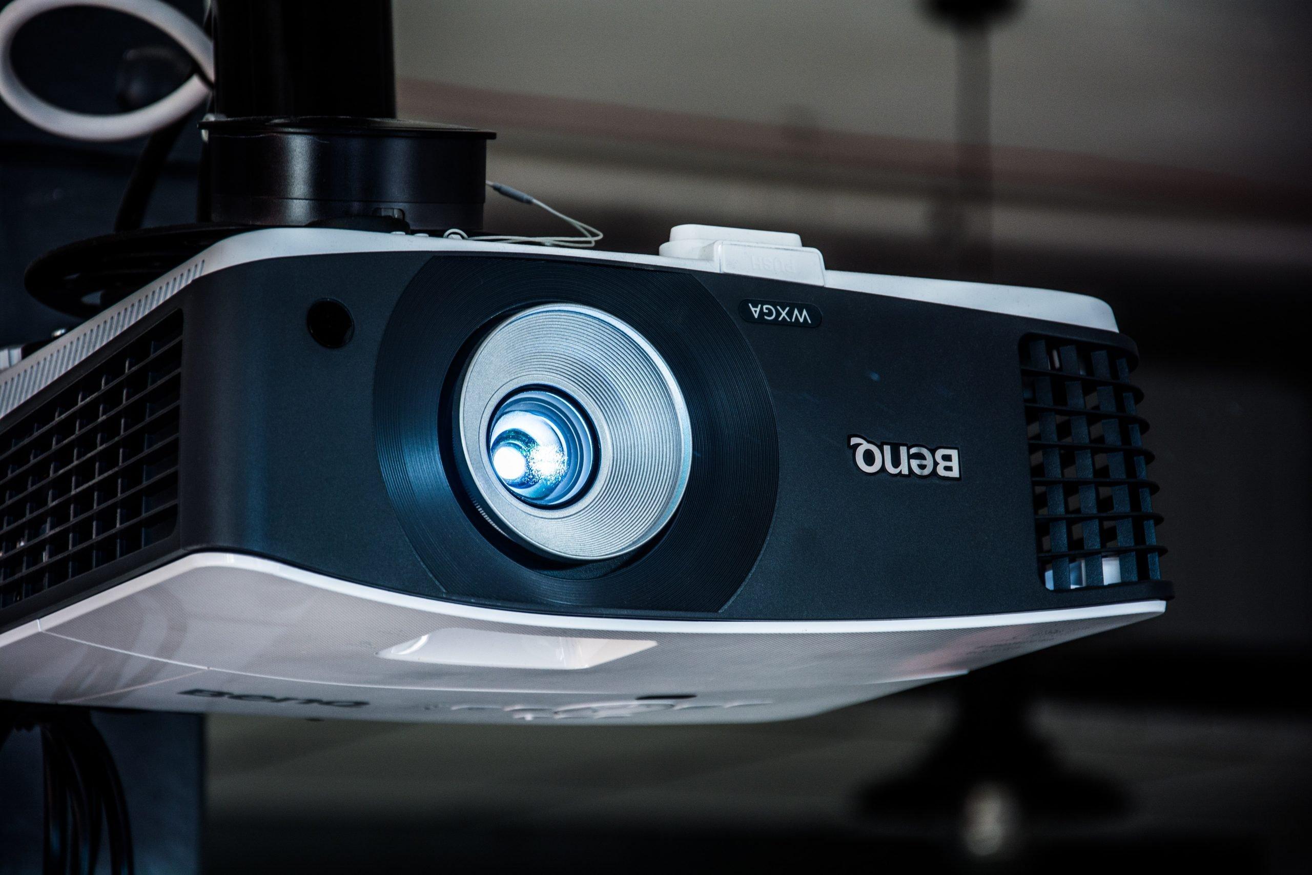 proiettore come migliorare video immagine film